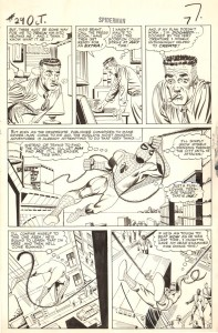 Ditko Amazing Spider-Man # 29