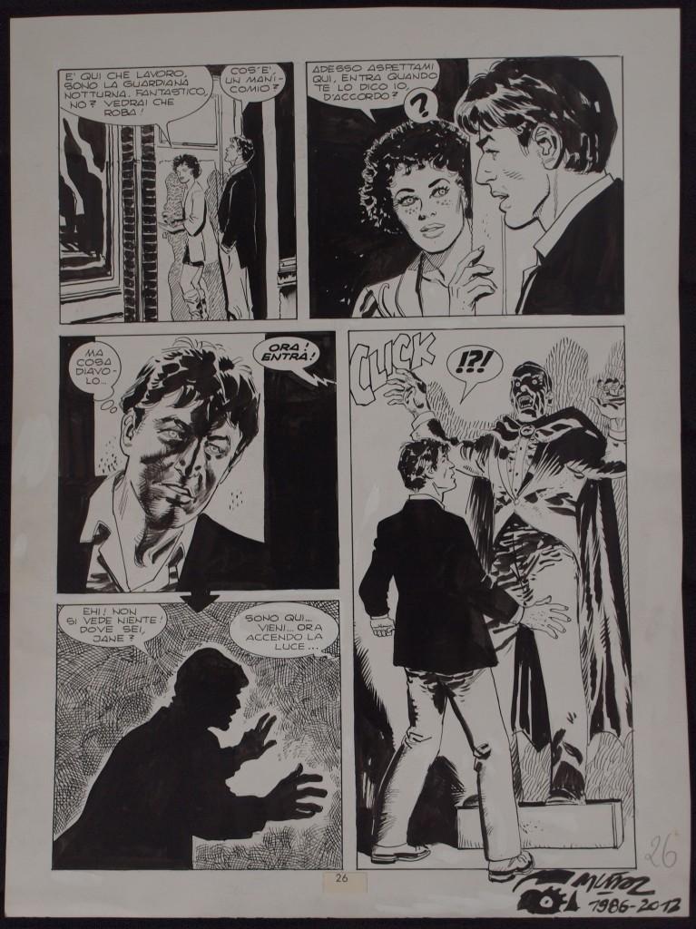 Dylan Dog 2 pagina 26