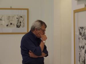 L'artista Munoz