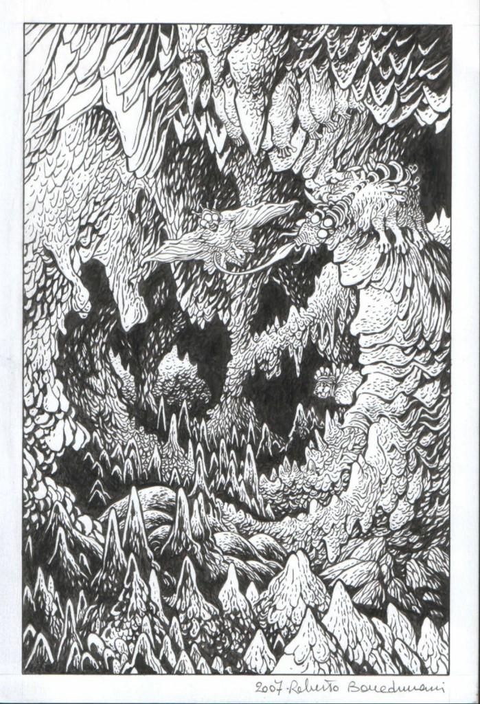 Roberto Bonadimani illustrazione