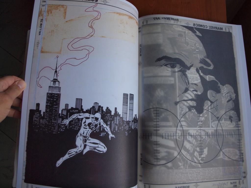 Mazzucchelli Daredevil - IDW Artist Edition
