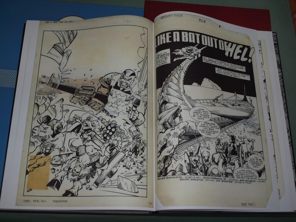 Simonson Thor - IDW Artist Edition
