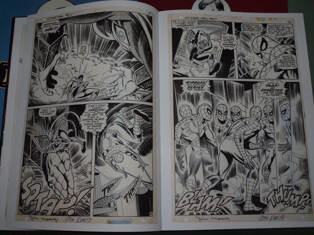 Romita Spiderman - IDW Artist Edition