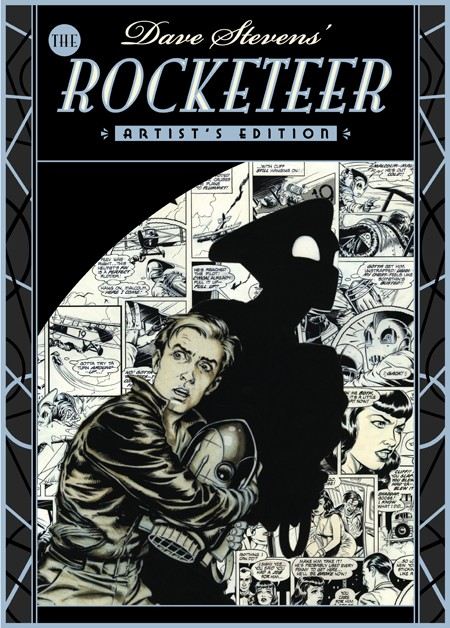 Rocketeer - IDW Artist's Edition