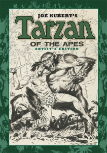 Joe Kubert Tarzan