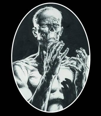 Frankenstein Bernie Wrigthson