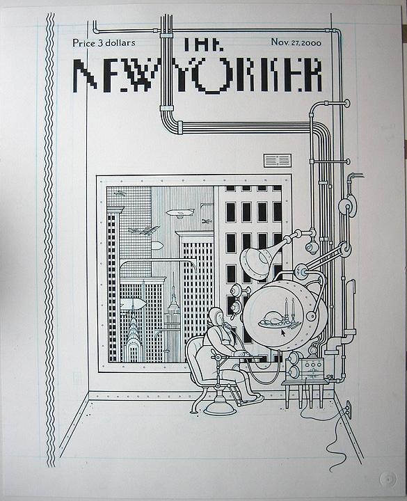 Chris Ware New Yorker