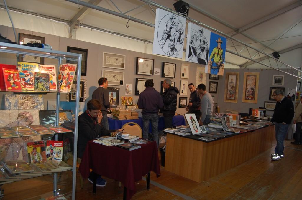 Tavole originali a Lucca