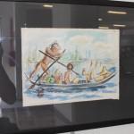 """Grazia Nidasio: Mino rema in modo complicato"""" -  a ricordo d'una gita in barca"""